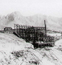 Photo of the Rosemont Mine from Early Sahuarita History