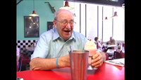 Tasty Shakes and Malts in Green Valley at the Twist and Shout Diner